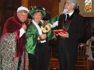 A Christmas Carol at St. Paul's Parish